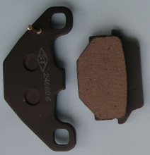 PAD ASSY BRAKE-Vector